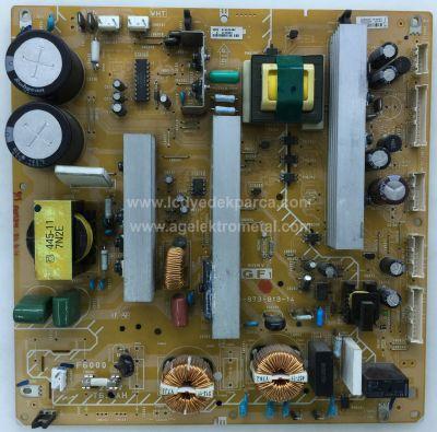 1-873-813-14 , A1362549C , SONY , KDL-46W3000 , LCD , LTY460HT LH1 , Power Board , Besleme Kartı , PSU