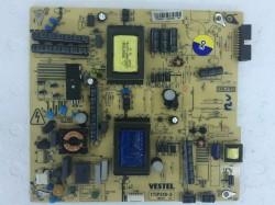 VESTEL - 17IPS19-3 V1 , 23063946 , Vestel , LE32SAT130 , RTV32140 , LCM VES315WNES-02 , Power Board , Besleme Kartı , PSU