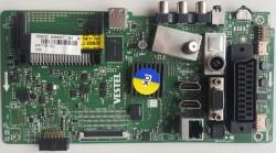 VESTEL - 17MB96 , 23295907 , 10095737 , VESTEL , 40FA8100 , Main Board , Ana Kart