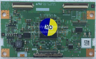 19100020 , MDK 336V-0 N , AX080E002B , MDK , Logic Board , T-con Board