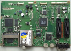 PHILIPS - 3139 123 62613 , WK713.5 , 42PFL7682 , Main Board , Ana Kart
