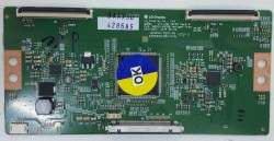 LG - 6870C-0535B , LG , VES550QNDL-2D-N01 , TPT550U2-EQYSHM.G , 55PUS8109 , Logic Board , T-con Board