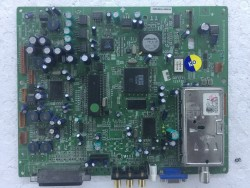 LG - 6870T879A10 , 040213 , ML-027C , LG , RU-23LZ21 , LCD , Main Board , Ana Kart