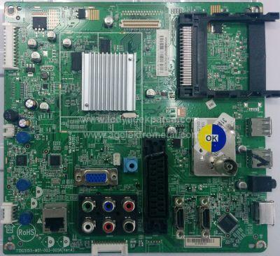 715G5155-M01-003-005K , (VER:A) , Philips , 42PFL3507 , 42PFL3527H , H/12 , LC420EUE , Main Board , Ana Kart