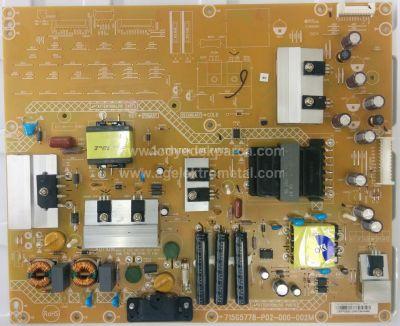 715G5778-P02-000-002M , Philips , 46PFL4418 , K/12 , 46PFL4908 , 46PFL4508 , K/12 , Power Board , Besleme Kartı , PSU