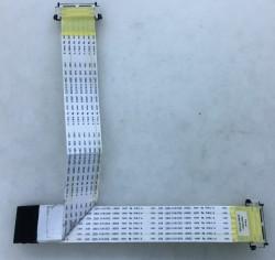 SAMSUNG - BN96-07578B , SAMSUNG , LE40A656A , LTF400HC01 , LVDS Cable , Lvds Kablosu , Logic Board Cable , Logic Kart Kablosu , Ctrl Board Cable , Ctrl Kart Kablosu