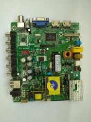 SANYO NORDMENDE - CV59SH-E32 , NORDMENDE , CX315DLEDM , 32LE19 , Main Board , Ana Kart
