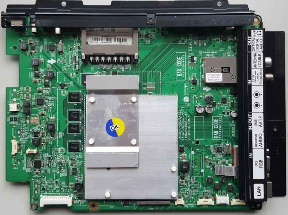 EBT61991002 , EAX64503906 , (1.1) , LG , 55LM960V , Main Board , Ana Kart