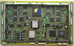 PANASONIC - TNPA1287 2 , PANASONIC , TC-42P1 , MC106W36M2 , Main Board , Ana Kart