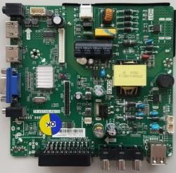 AWOX - TP.VST59S.PB755 , AWOX3282 , KM0320LDRH112 , Main Board , Ana Kart