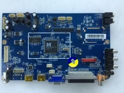 Sunny Axen - TVE.MS6M181.1 , VER:1.3 , SUNNY , SN032LD6M181-V2M , LED , LTA320HN02 , LTA400HM13 , Main Board , Ana Kart
