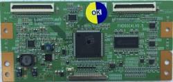 SAMSUNG - FHD60C4LV0.5 , LTA520HB09 , Logic Board , T-con Board