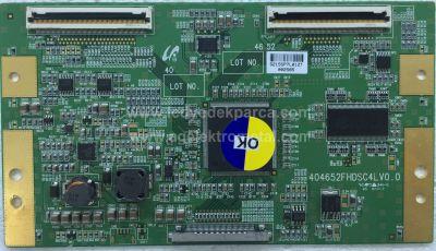 404652FHDSC4LV0.0 , LTA520HB03 , Logic Board , T-con Board