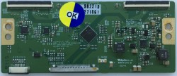 LG - 6870C-0368A , V6 32/42/47 FHD , LC420EUN SDV2 , Logic Board , T-con Board
