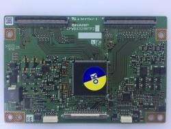 SHARP - CPWBX3298TPZE , LQ315T3LZ33 , Logic Board , T-Con Board