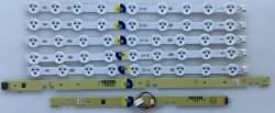 VESTEL - VESTEL , VES390UNDA-01 , 39182 SATELLITE , VESTEL REV0.2 , C TYPE , 5 ADET LED ÇUBUK